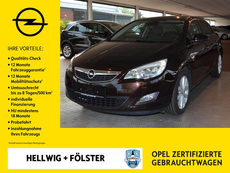 Opel Astra J 1.4 Turbo 150 Jahre ONLINEKAUF MÖGLICH, Jahr 2013, Benzin