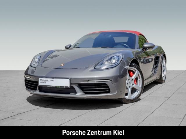Porsche Boxster 718 S SPORTENDROHRE PCM CAM LEDER-PAKET, Jahr 2016, Benzin