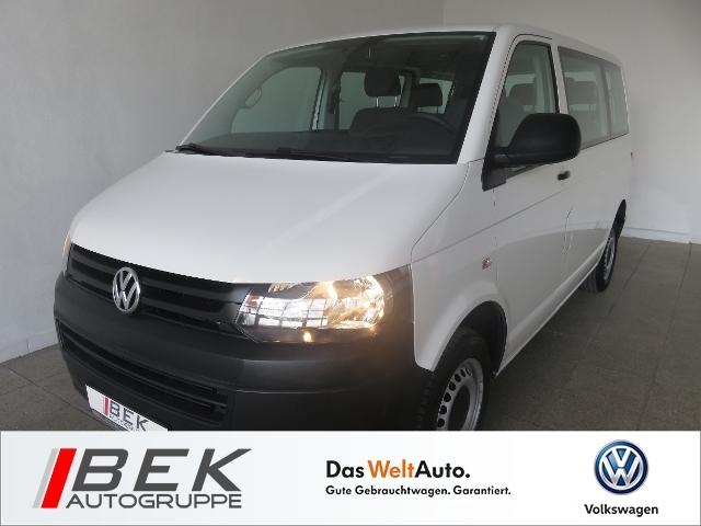 Volkswagen T5 Kombi 2.0 TDI KLIMA, PARK PILOT, ZUHEIZER, Jahr 2014, Diesel