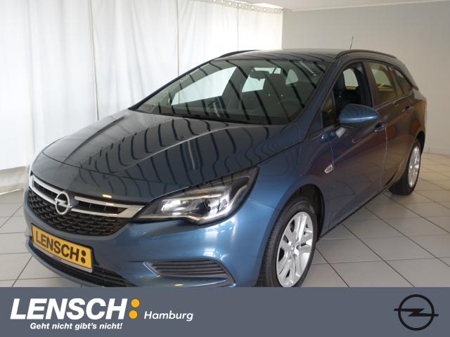 Opel Astra K 1.4 ST Edition MULTIMEDIA+USB+BT+AWR, Jahr 2017, Benzin