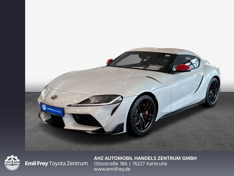 Toyota Supra Fuji Speedway Limited, 190 kW, 2-türig, Jahr 2021, Benzin