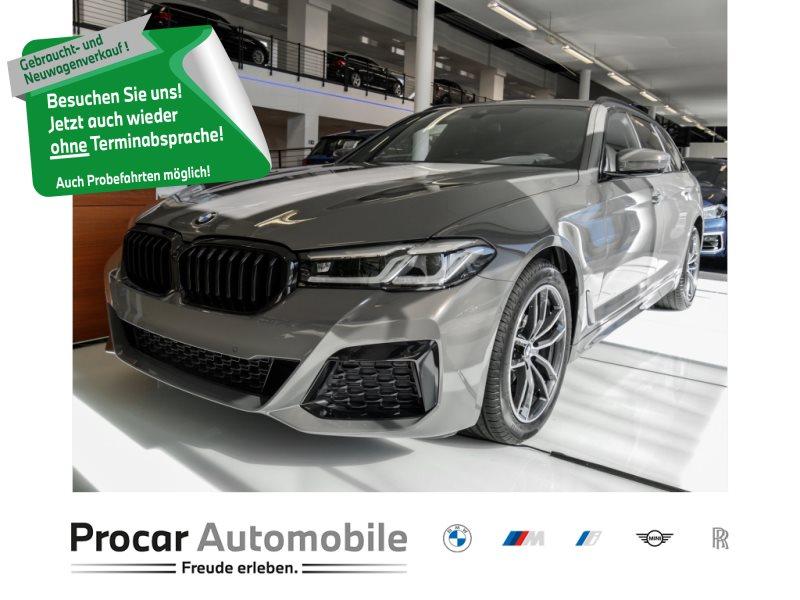 BMW 520d xDrive Touring Sportpaket Head-Up HiFi DAB, Jahr 2021, Diesel