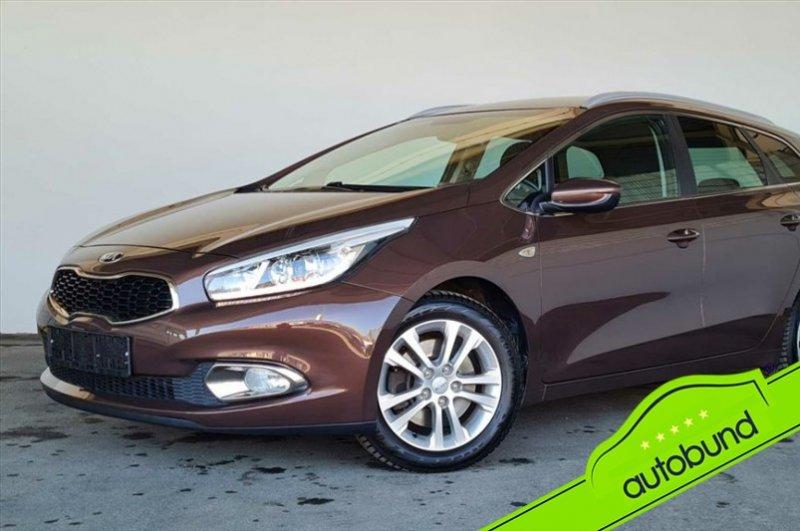 Kia cee'd Sporty Wagon Ceed Sportswagon 1,6 Klimaautom Sitzheizung PDC, Jahr 2014, Benzin
