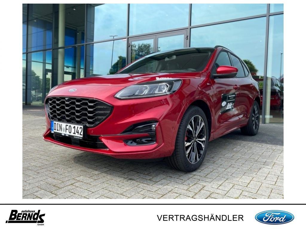 Ford Kuga 1.5 EcoBoost ST-LINE X NAVI SHZ LED PANORAMA, Jahr 2021, Benzin
