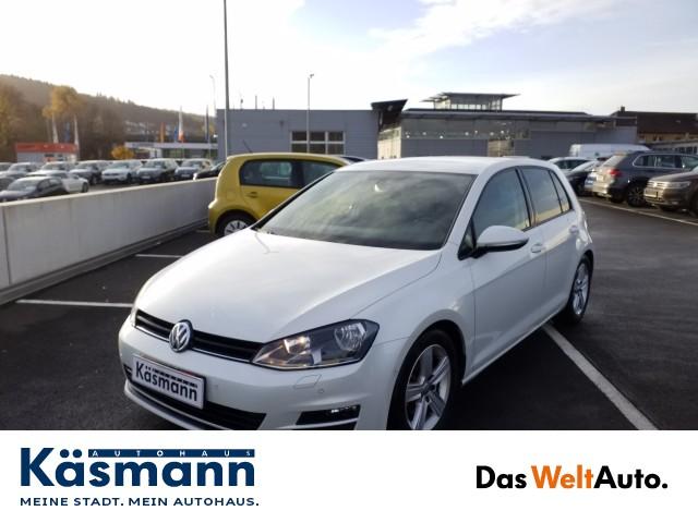 Volkswagen Golf VII 1.2 TSI Comfortline Einparkhilfe, Jahr 2013, Benzin