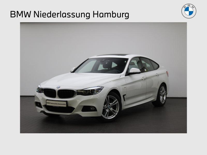 BMW 330 Gran Turismo i Sportpaket HiFi LED Pano.Dach, Jahr 2017, Benzin