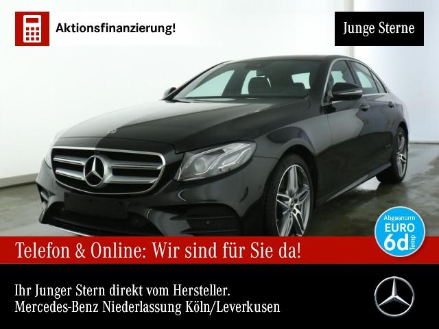 Mercedes-Benz E 450 4M AMG Wide.COMAND.SHD.360°.SpiegelP.Totw., Jahr 2019, Benzin