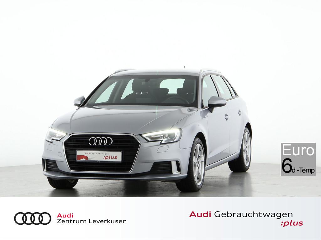 Audi A3 Sportback sport 30 TFSI PDC SHZ NAVI XENON, Jahr 2019, Benzin