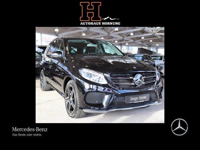 Mercedes-Benz GLE 450 AMG 4M AIRMATIC ILS 360° COMAND HARMAN, Jahr 2016, Benzin