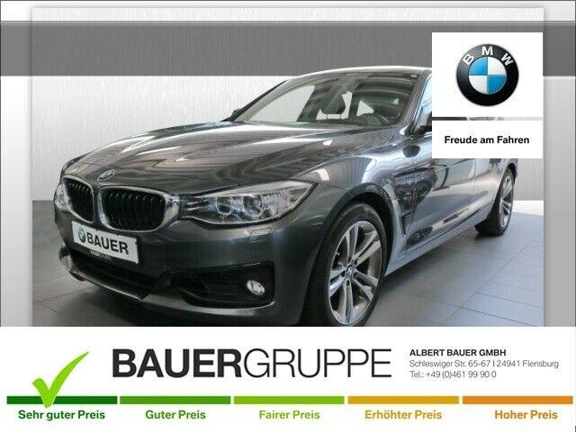 BMW 320 Gran Turismo i Keyless Rückfahrkam. El. Heckklappe PDCv+h LED-hinten LED-Tagfahrlicht, Jahr 2015, Benzin