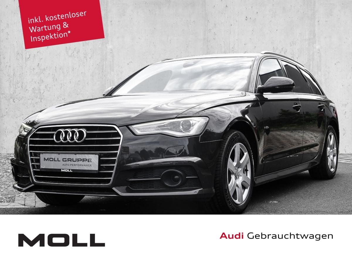 Audi A6 Avant 2.0 TDI Tiptronic ACC MMIPlus PreSense, Jahr 2017, Diesel