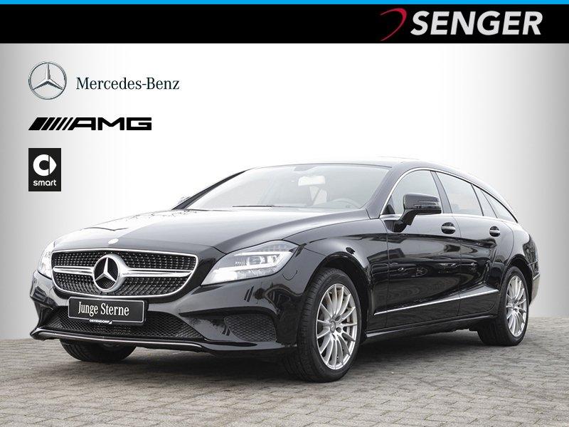 Mercedes-Benz CLS 350 d 4M SB *Airmatic*LED*Navi*Kamera*AHK*, Jahr 2016, diesel