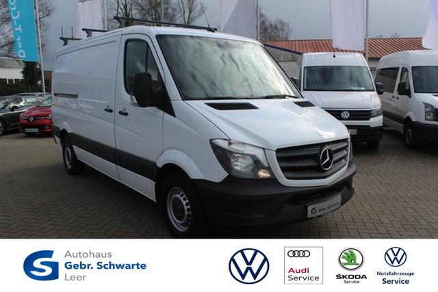 Mercedes-Benz Sprinter 313 CDI Kasten AHK DACHTRÄGER RADIO/CD, Jahr 2014, Diesel