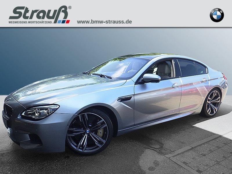 BMW M6 Gran Coupé M Vollausstattung / Individual Lack & Volllederausstattung, Jahr 2014, petrol