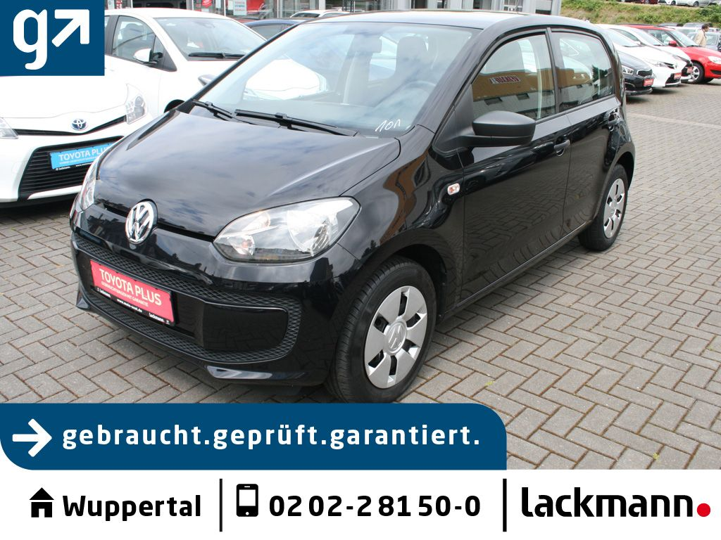 Volkswagen up! take up! 5-Türer *Klima*, Jahr 2013, Benzin