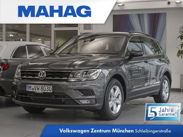 Volkswagen Tiguan 1.5 TSI ACT Comfortline AHK RearView ParkAssist 6-Gang, Jahr 2020, Benzin
