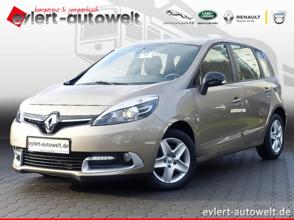 Renault Scenic dCi 110 Klima Bluetooth 8-fach bereift, Jahr 2015, Diesel