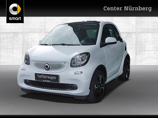 smart fortwo coupé 66kW passion DCT cool&Audio Sport, Jahr 2018, Benzin
