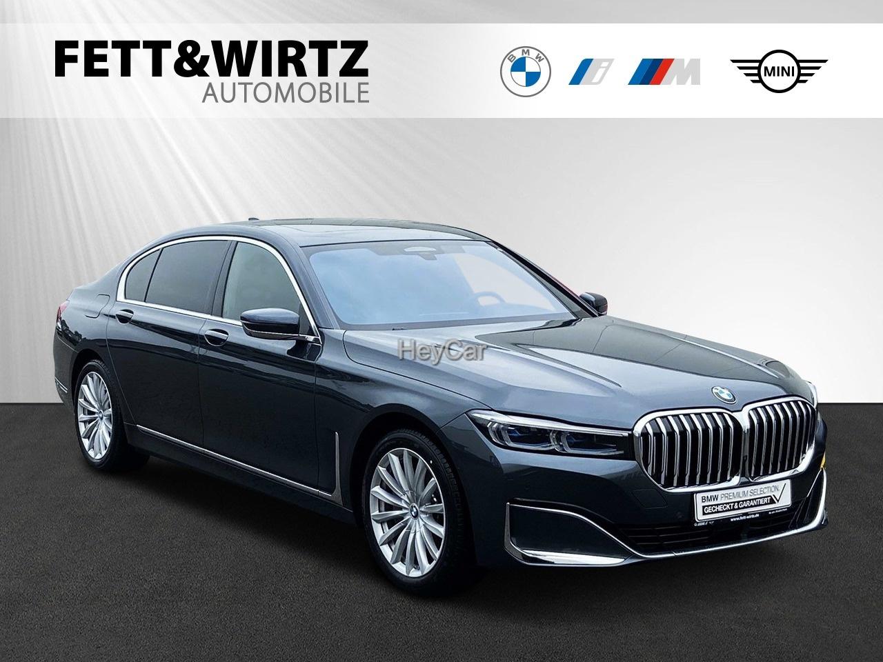BMW 745Le xDrive HUD Pano Leas. ab 1.161,- br.o.Anz., Jahr 2020, Hybrid