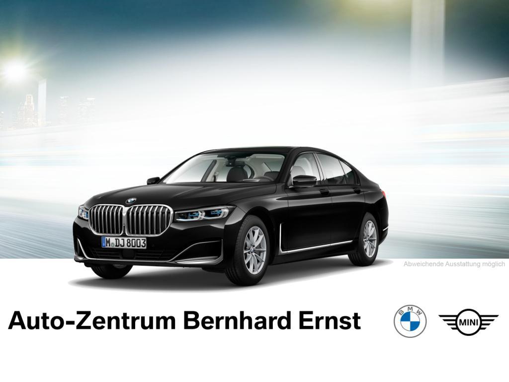 BMW 740d xDrive Innovationsp. Sport Aut. Standhzg., Jahr 2020, Diesel