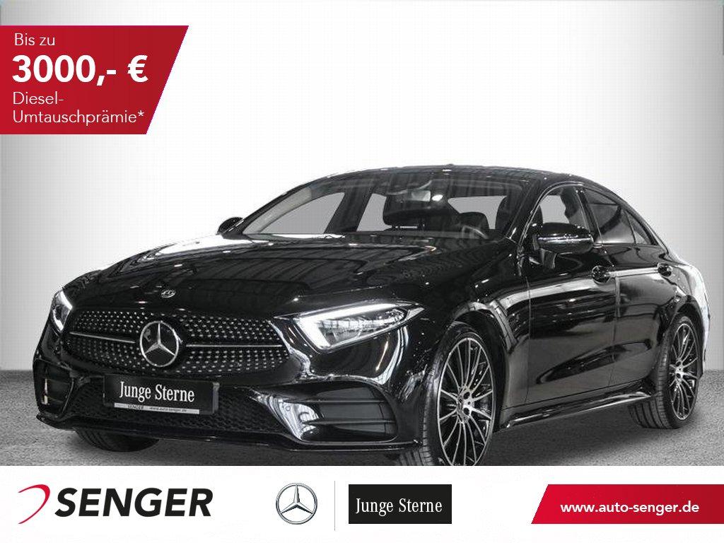 Mercedes-Benz CLS 400 d 4M *AMG*Distronic*Sitzklima*Night*LED, Jahr 2018, Diesel