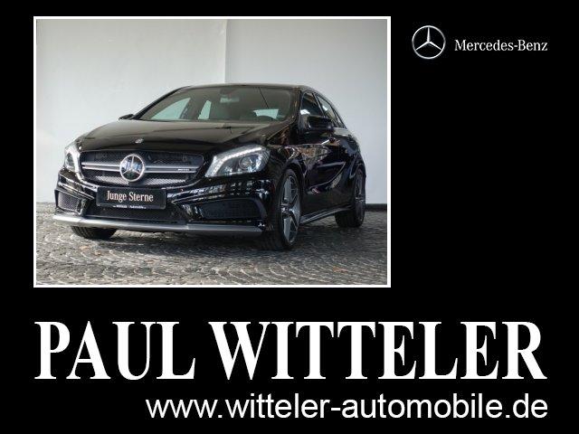 Mercedes-Benz A 45 AMG 4MATIC Navi/Xenon/Sportsitze/Parktronic, Jahr 2014, petrol