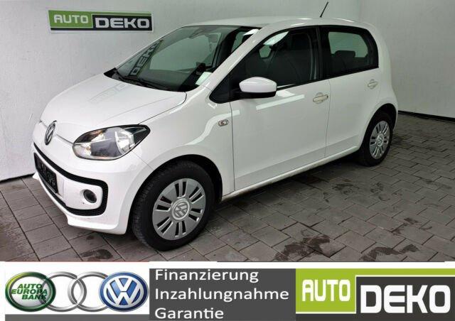 Volkswagen up! 1.0 4 Türen Navi+ / Tempomat / Sitzh / PDC, Jahr 2014, Benzin