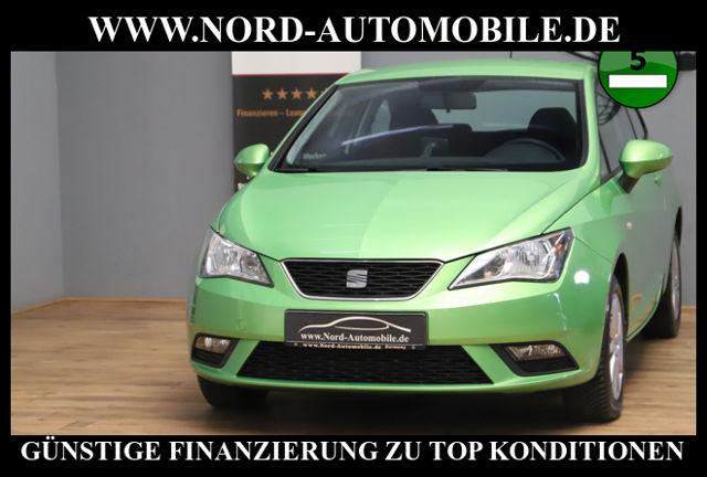Seat Ibiza 1.2 TDI Style*Navigation*Klimaautomatik* S, Jahr 2013, Diesel