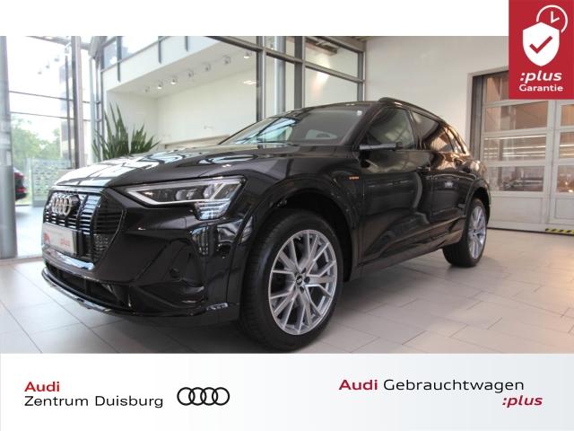Audi e-tron 50 quattro S-line Leder LED ACC e-Sitze, Jahr 2020, Elektro