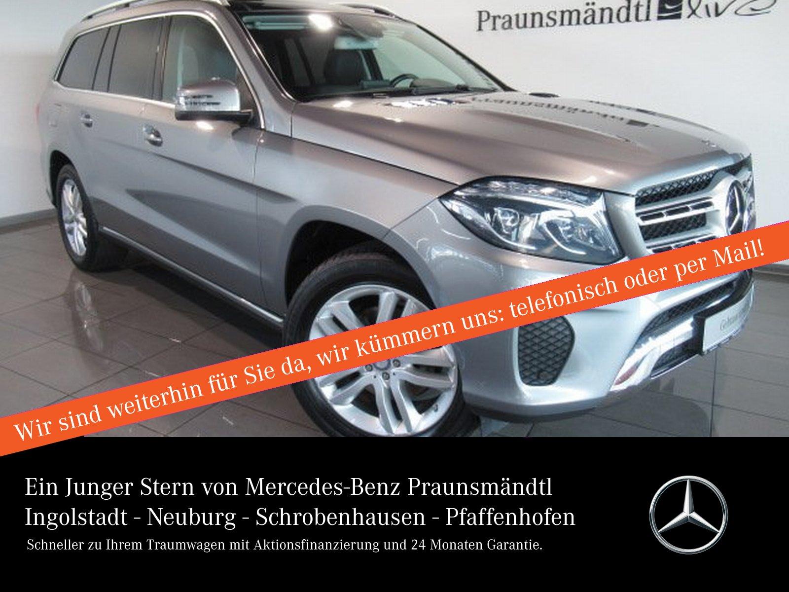 Mercedes-Benz GLS 350 d 4M Standhzg/DISTRONIC/AIRMATIC/360/PSD, Jahr 2016, Diesel