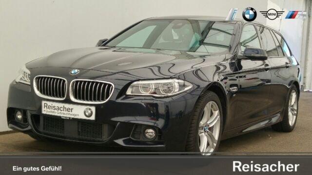 BMW 535d A xDrive Tou M Sport,Nav,LED,AHK,ACC,EDC, Jahr 2015, Diesel