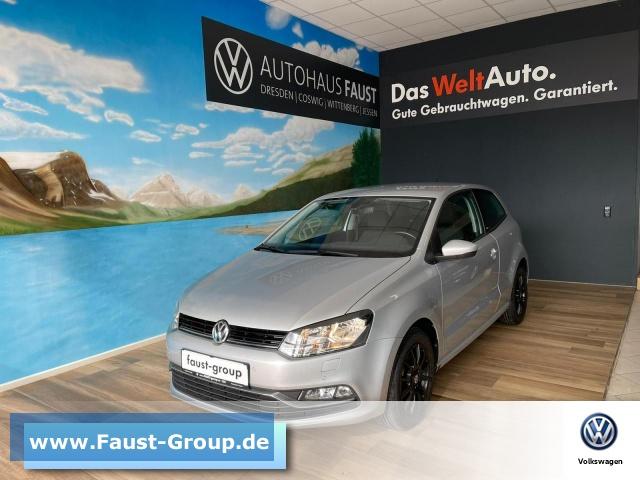 Volkswagen Polo Allstar Climatronic Navi Sitzheizung Alu, Jahr 2017, Benzin