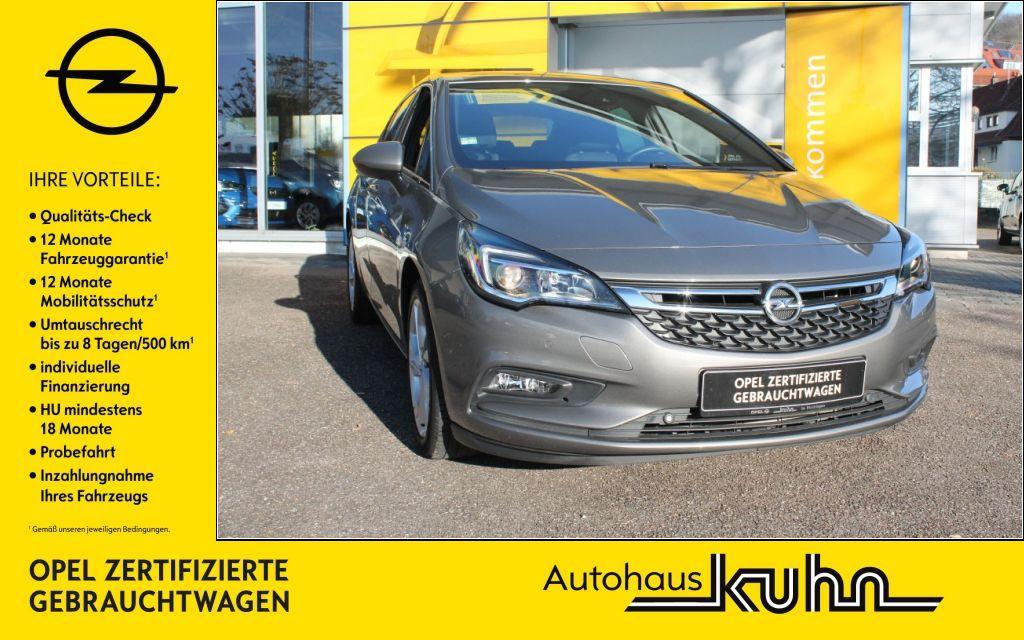 Opel Astra 1.4 Turbo Dynamic * Navi ** PDC ** SHZ *, Jahr 2016, Benzin