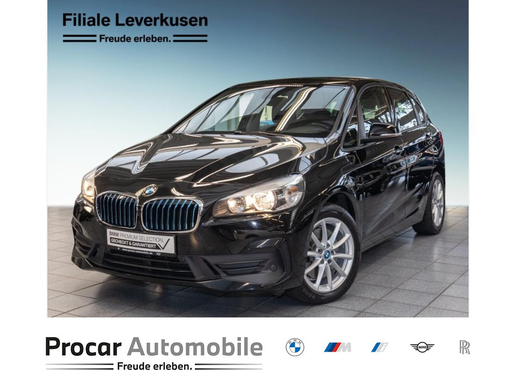 BMW 225 Active Tourer 225xe Advantage Navi Tempomat Shz, Jahr 2018, Hybrid