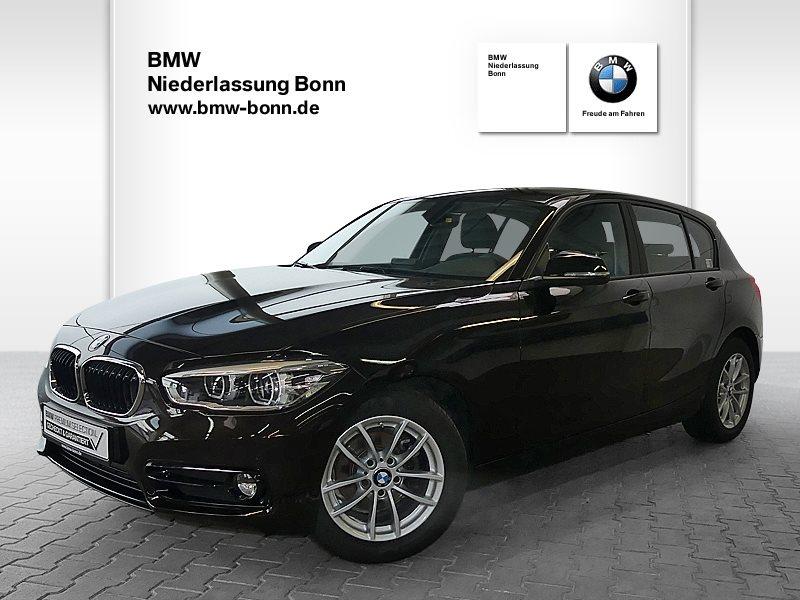 BMW 118i 5-Türer Sport Line, Jahr 2019, Benzin