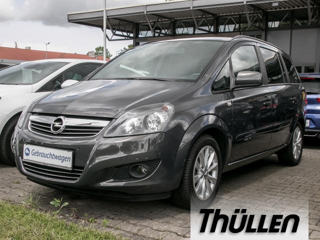 Opel Zafira B Familiy 1.8 Navi Klimaauto PDC Bluetooth, Jahr 2014, Benzin