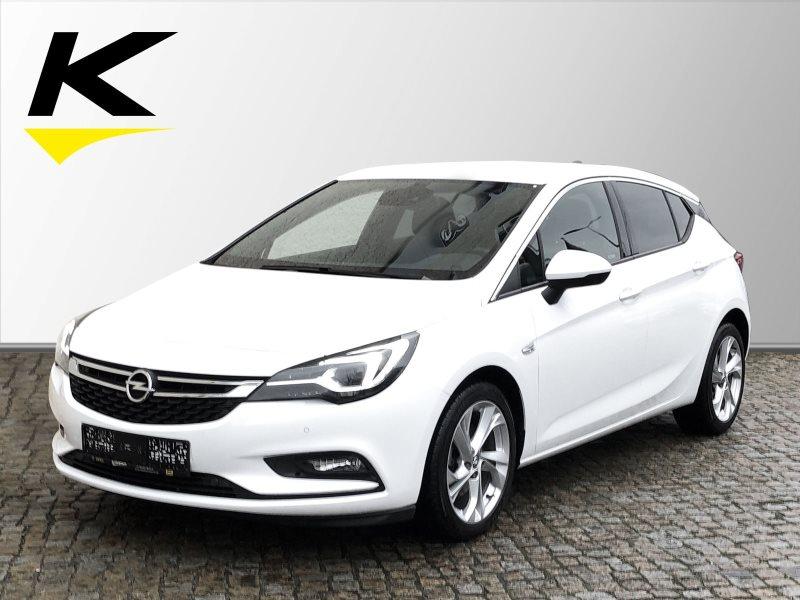 Opel Astra 5türig Dynamic Start Stop 1.6 CDTI LED N, Jahr 2015, Diesel