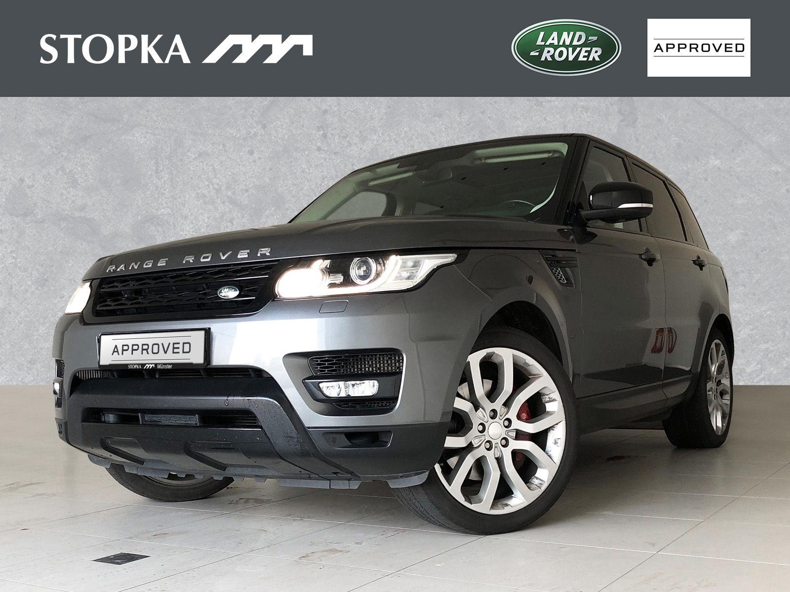 Land Rover Range Rover Sport Navi, Jahr 2014, Diesel