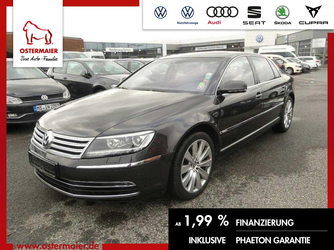 Volkswagen Phaeton LANG 245PS DSG 4M NP.124t.STHZG.4xSHZ.DY, Jahr 2015, Diesel