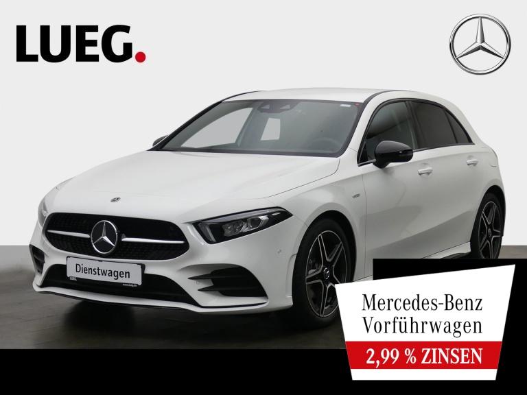 Mercedes-Benz A 180 d EDITION20+AMG+HIGH-MBUX+NIGHT+TOTW+KAM., Jahr 2020, Diesel