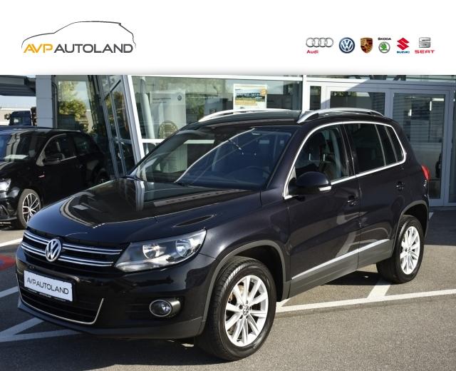 Volkswagen Tiguan 1.4 TSI BMT Sport & Style | KLIMA | AHK, Jahr 2012, Benzin