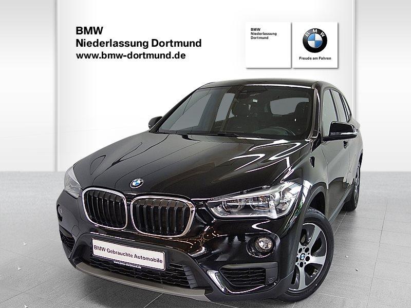 BMW X1 xDrive18d Advantage, Jahr 2017, Diesel
