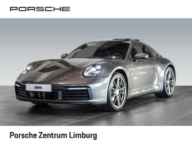 Porsche 992 911 Carrera 4 LED-Matrix Sportabgasanlage, Jahr 2019, petrol