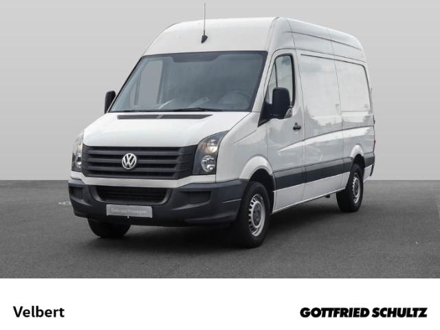 Volkswagen Crafter 35 KASTEN MR HOCHDACH+KLIMA, Jahr 2015, Diesel