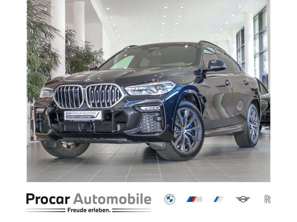 BMW X6 xDrive30d Sportpaket Head-Up HiFi DAB LED, Jahr 2020, Diesel