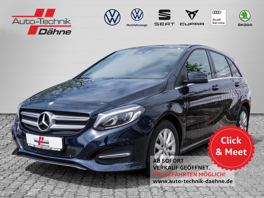 Mercedes-Benz B 200 CDI, Jahr 2016, Diesel