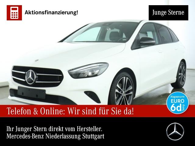 """Mercedes-Benz B 180 Night LED Standheizung 18"""" Spurhalte, Jahr 2019, petrol"""