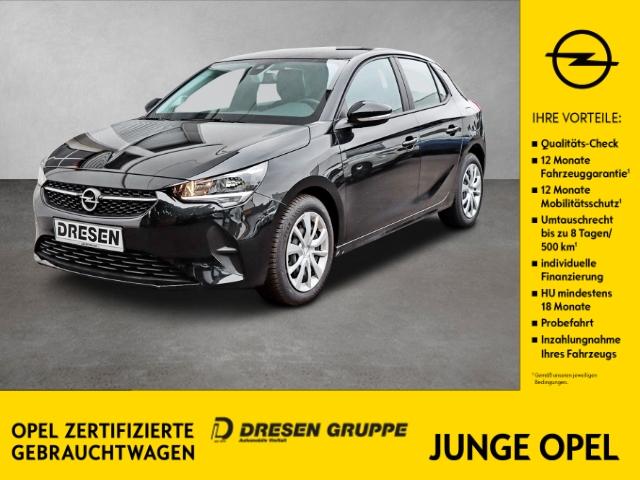 Opel Corsa F Edition 1.2 Turbo EU6d/Spurhalteassistent/Verkehrszeichenerkennung, Jahr 2020, Benzin