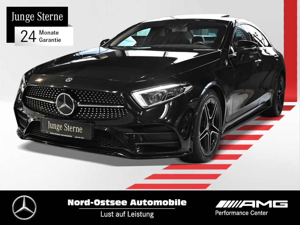 Mercedes-Benz CLS 400 d 4M AMG Multibeam Night HUD Sitzklima, Jahr 2018, Diesel