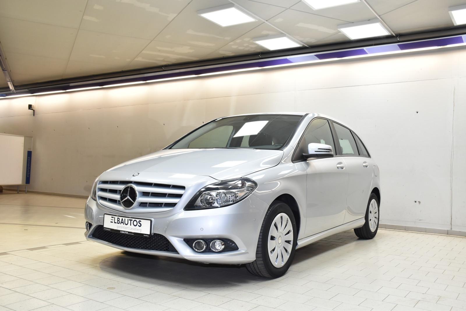 Mercedes-Benz B 220 CDI BE Rückfahkamera/Navi/7G-DCT/Sitzhzg., Jahr 2014, Diesel